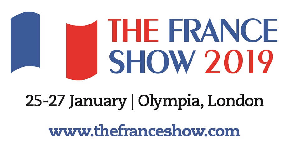 The France Show 2019 Logo