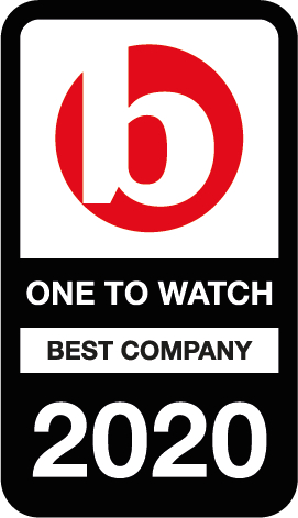 Best Companies - One to watch logo