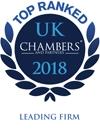 Chambers 2018 Leading Firm Logo