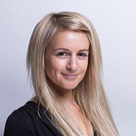 Headshot of Charlotte Melhuish