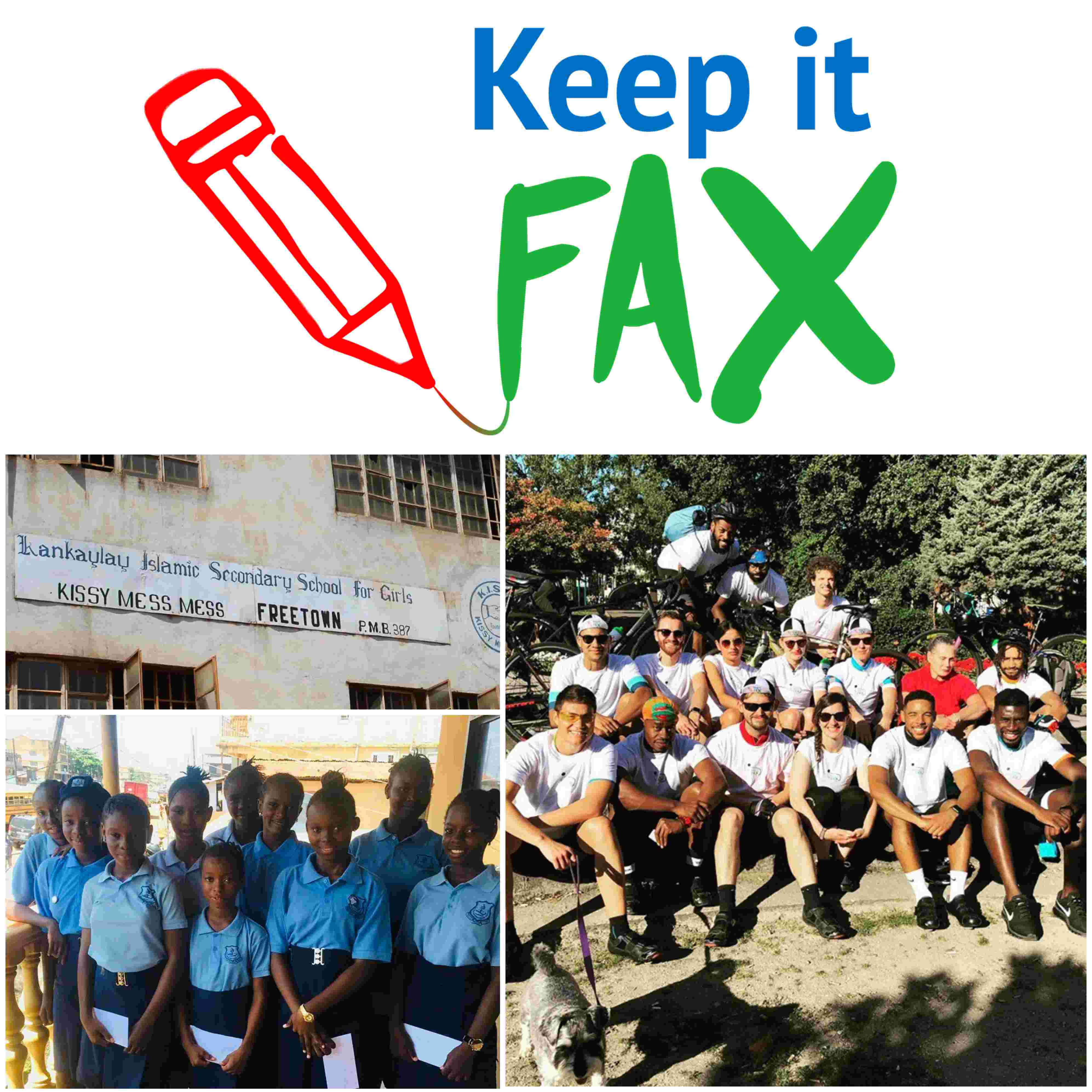 Keep it FAX logo