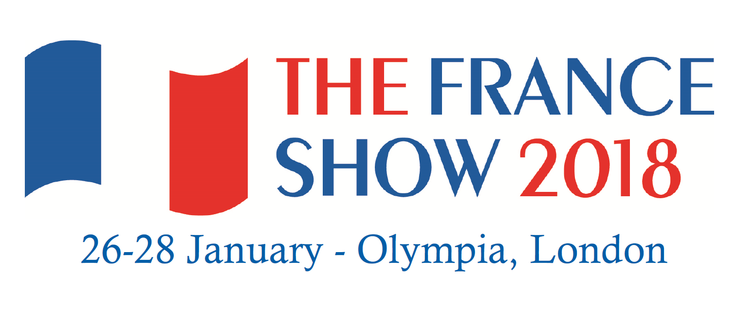 The France Show 2018 Logo - 26-28 January - Olympia, London