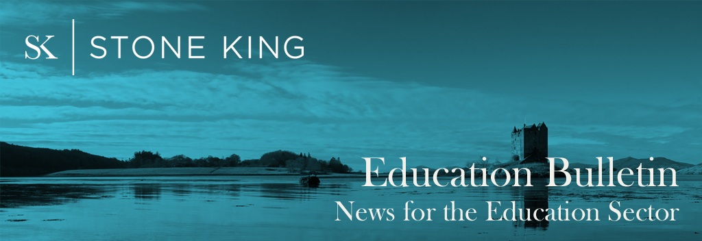 Education Newsletter banner image