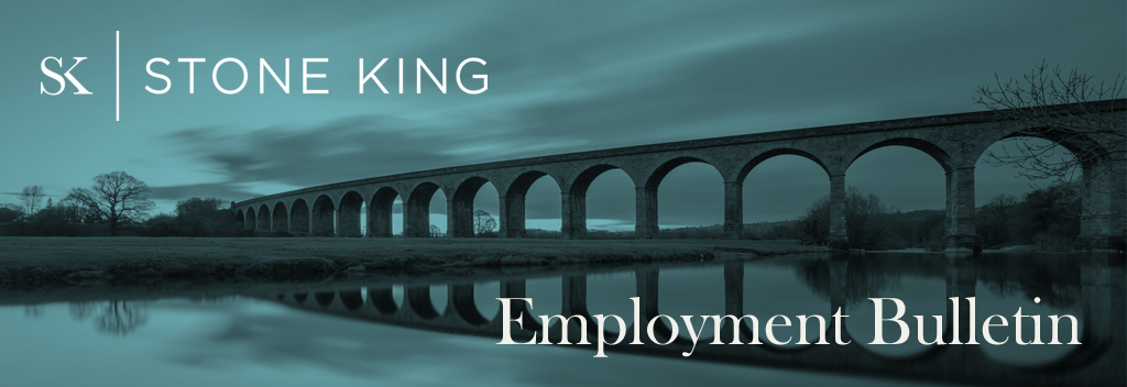Employment bulletin banner image of viaduct