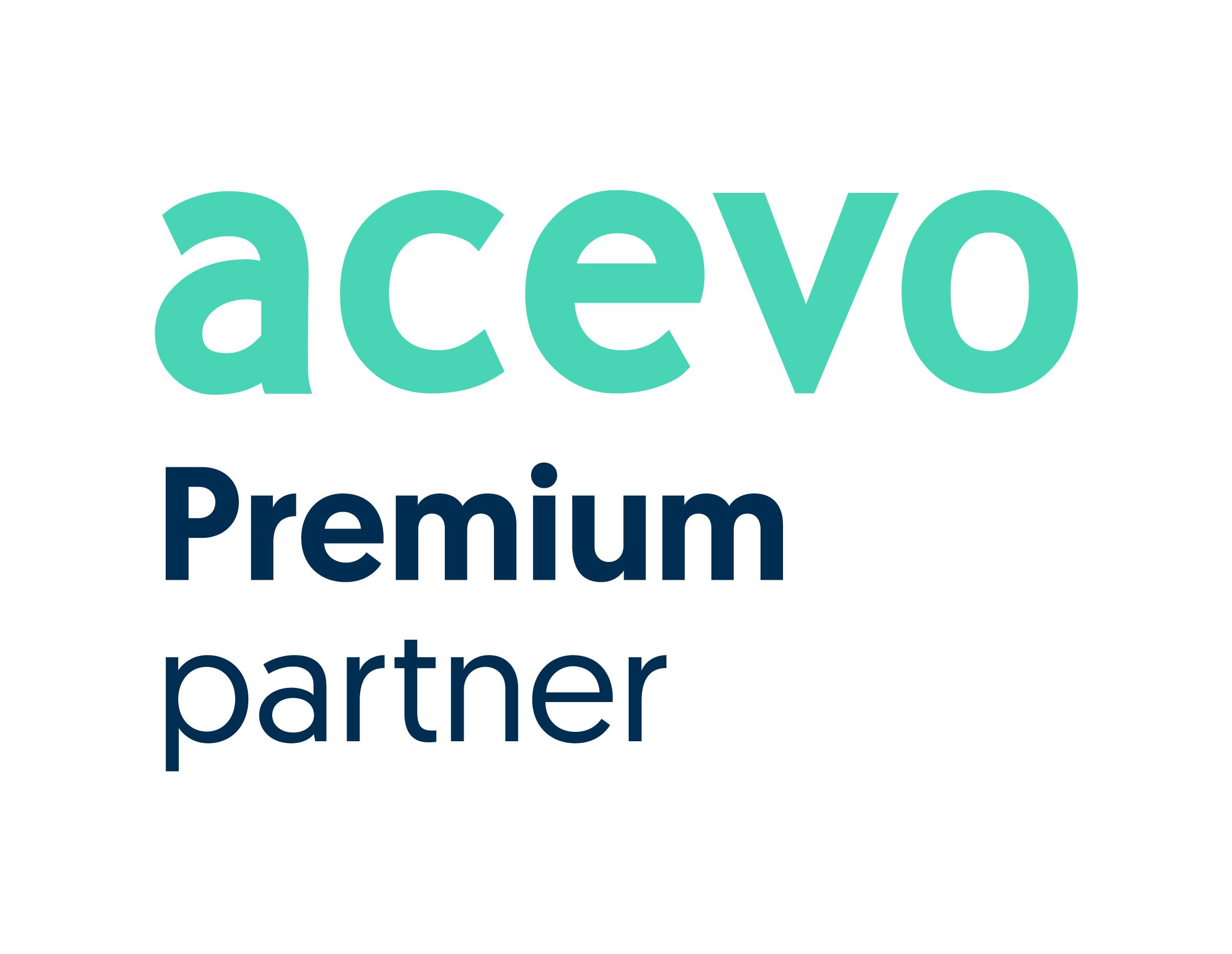 Acevo premium partner logo